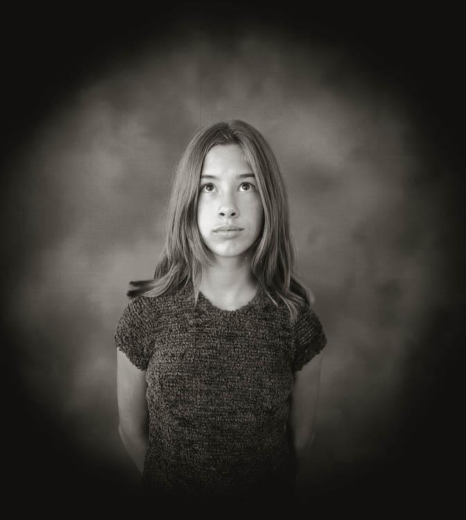 Portrait of Taylor
