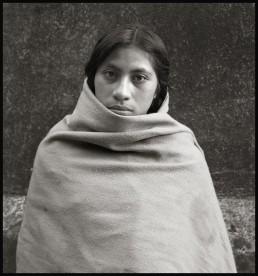 Portrait of a Hispanic Woman