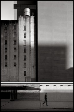 Photographs of Downtown City Spaces