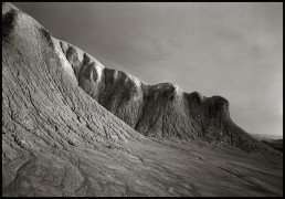 Photograph of Desert & Clay Mounds